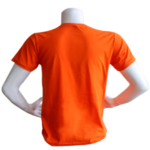 turuncu erkek tshirt